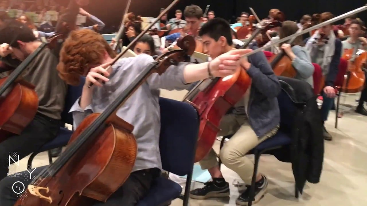 How to silence a youth orchestra