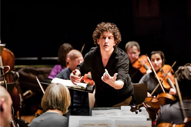 Maestro move: Miller gets an orch of her own