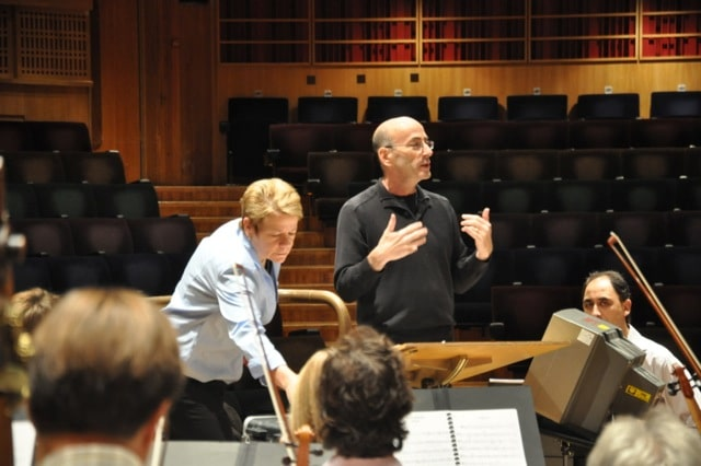 An American composer talks of hearing loss