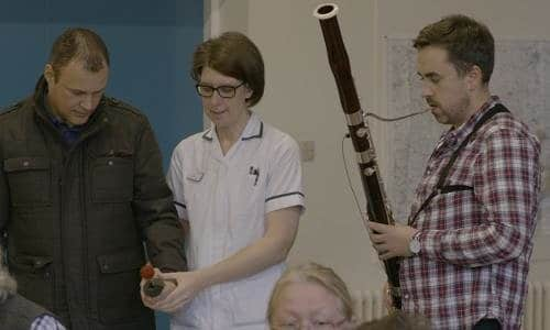 How a London orchestra helps stroke patients to recover