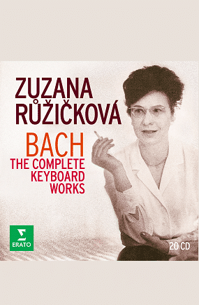 Sad news: The greatest of Bach harpsichordists has died