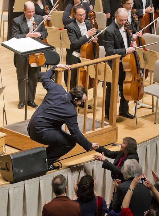 Boston Symphony adds three strings