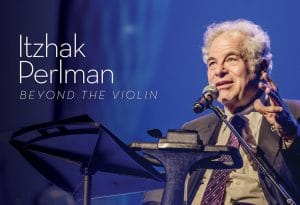 Itzhak Perlman: I grew up on care packages