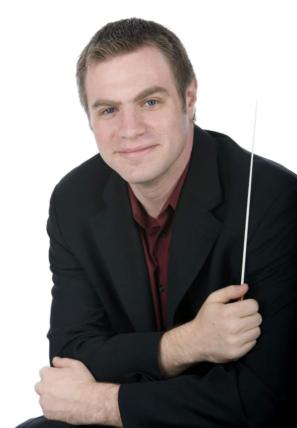 Sub conductor, 31, jumps in at NY Philharmonic