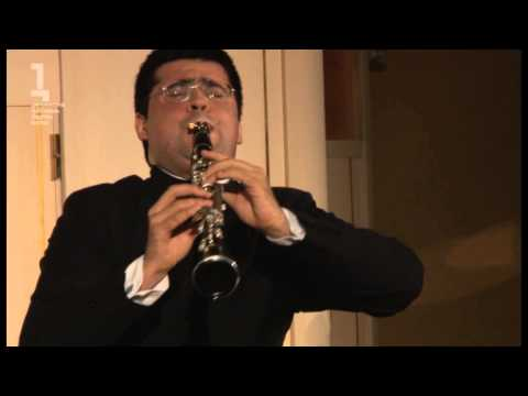 Ex-clarinetist wins Solti competition