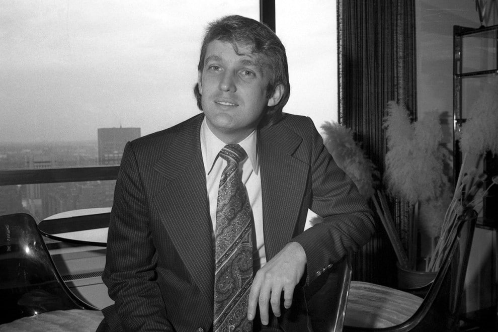 When Donald Trump tried to be a Broadway producer