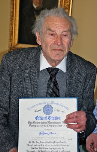 A Theresienstadt singer has died, aged 92