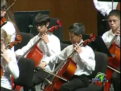 Just in: Youth orchestras unite across US-Mexico border