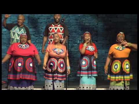 Hallelujah! The Soweto Gospel version