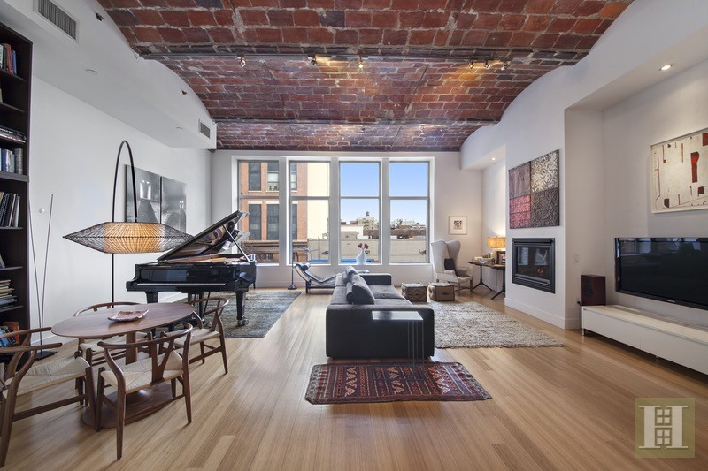 A concert pianist is selling his Harlem loft