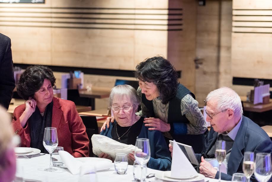 Kurtag, 91, wins young artists' award