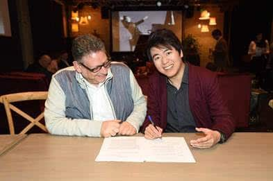 Just in: Lang Lang quits Sony, returns to DG