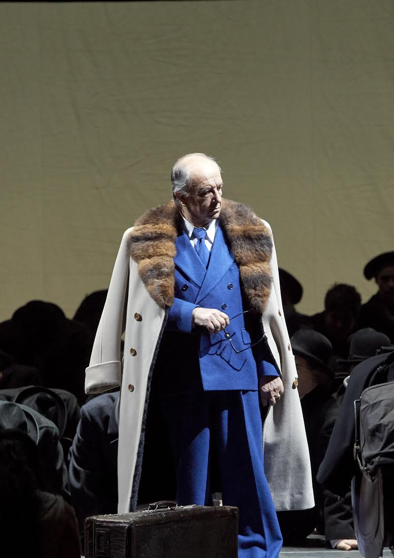 Nabucco is a role for the 70s
