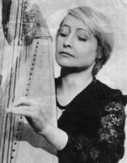 Bolshoi solo harp dies, aged 68