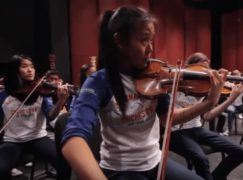 Did your kid or cousin get into the US National Youth Orchestra?