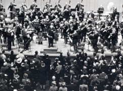 NY Philharmonic to release Toscanini home movies