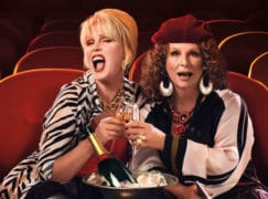 Ab Fab Wagner: Joanna Lumley stands by her man