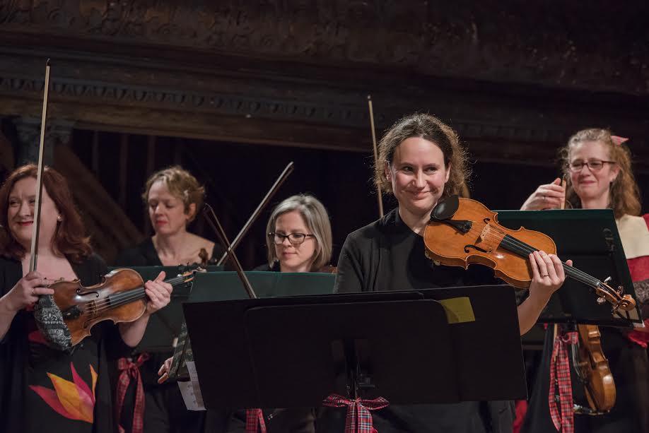 Exclusive: London orchestra establishes '50% female leadership'