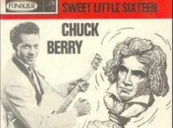 Roll over, Beethoven: Chuck Berry died today, aged 90