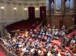 What a player earns in the Concertgebouw