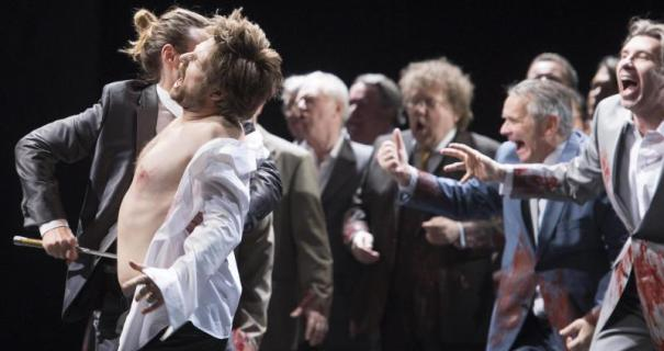 Berlin opera critic is attacked for alleged anti-gay bias