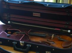 Violin stolen in Paris is recovered in Serbia