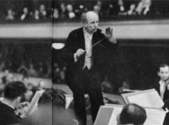 The only conductor who ever resembled Furtwängler is….