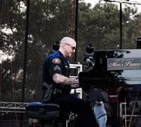 Watch: A Police sergeant plays Beethoven