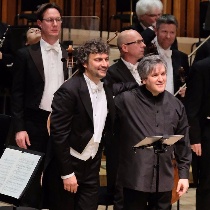 Pappano is 60 today