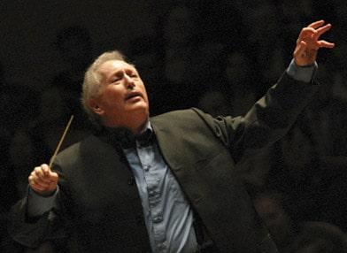 Maestro move: Sanderling to Siberia