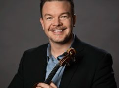 Injured US concertmaster is forced to bow out