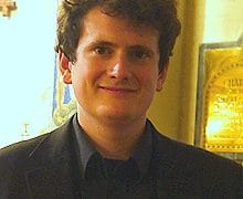 CD release for composer who died last year, aged 34