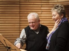 The composer who writes one work a year