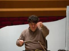 Sicklist: Mariss Jansons is replaced by Romanian