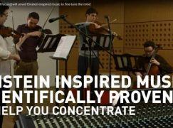 This music is supposed to help you concentrate