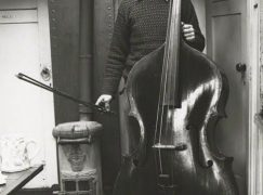 The player who kept his double-bass in a Victoria Station locker