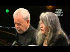 Argerich and Freire drop out of Chopin Competition jury