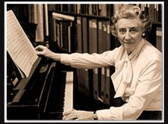 The concert pianist who owned a newspaper