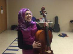 US orchestra sets up program for Syrian refugees