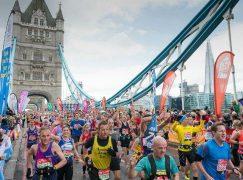 A tenor will run in the London Marathon
