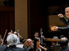 Maestro move: French conductor crosses London