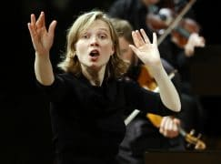 Covent Garden puts out call for women conductors