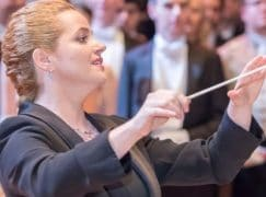 At the Vienna Opera, only women are conducting today