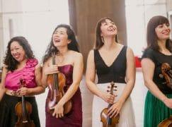 New York string quartet takes home $100 grand