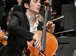 Cello is named Germany's instrument of the year