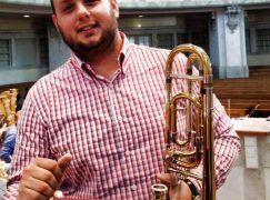 Vienna Phil grabs Rome trombone