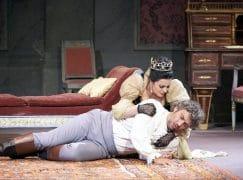 Jonas Kaufmann puts on pounds for Tosca