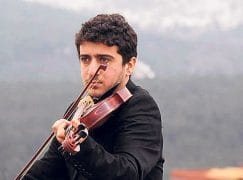 How a troubled violinist came to drown off the coast of Greece