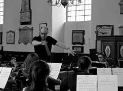 Maestro move: German orchestra picks Brit stick