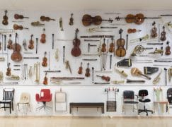 Philadelphia pitches up with a symphony for broken instruments